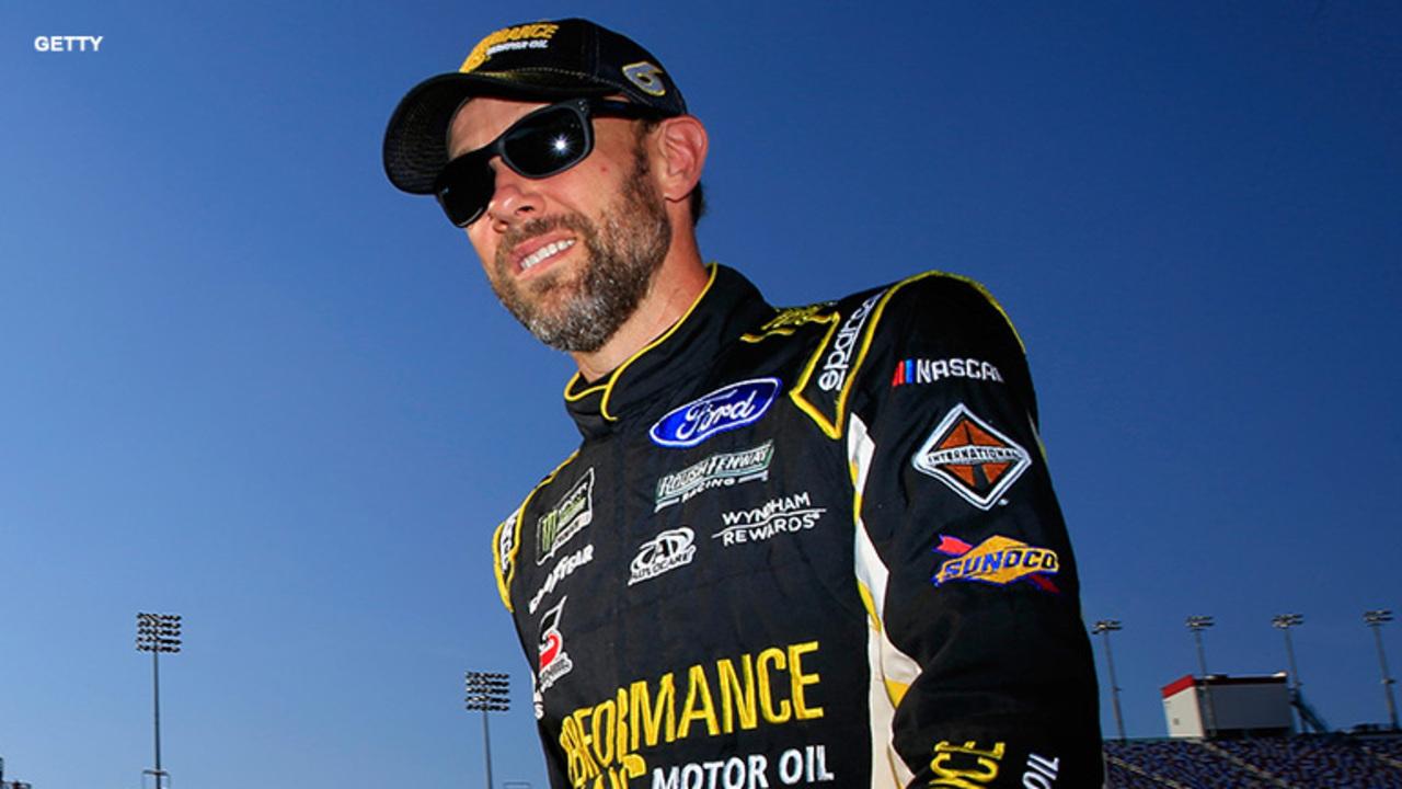Matt Kenseth is returning to NASCAR, but not from retirement