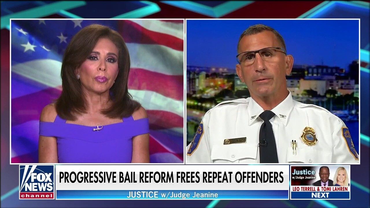 South Carolina police chief slams crime wave, repeat offenders