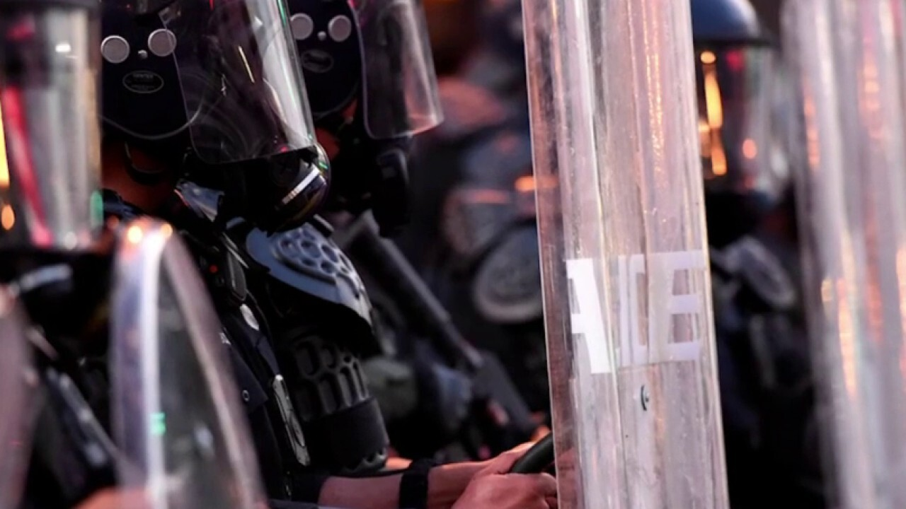 Police reform in focus as protesters call for change