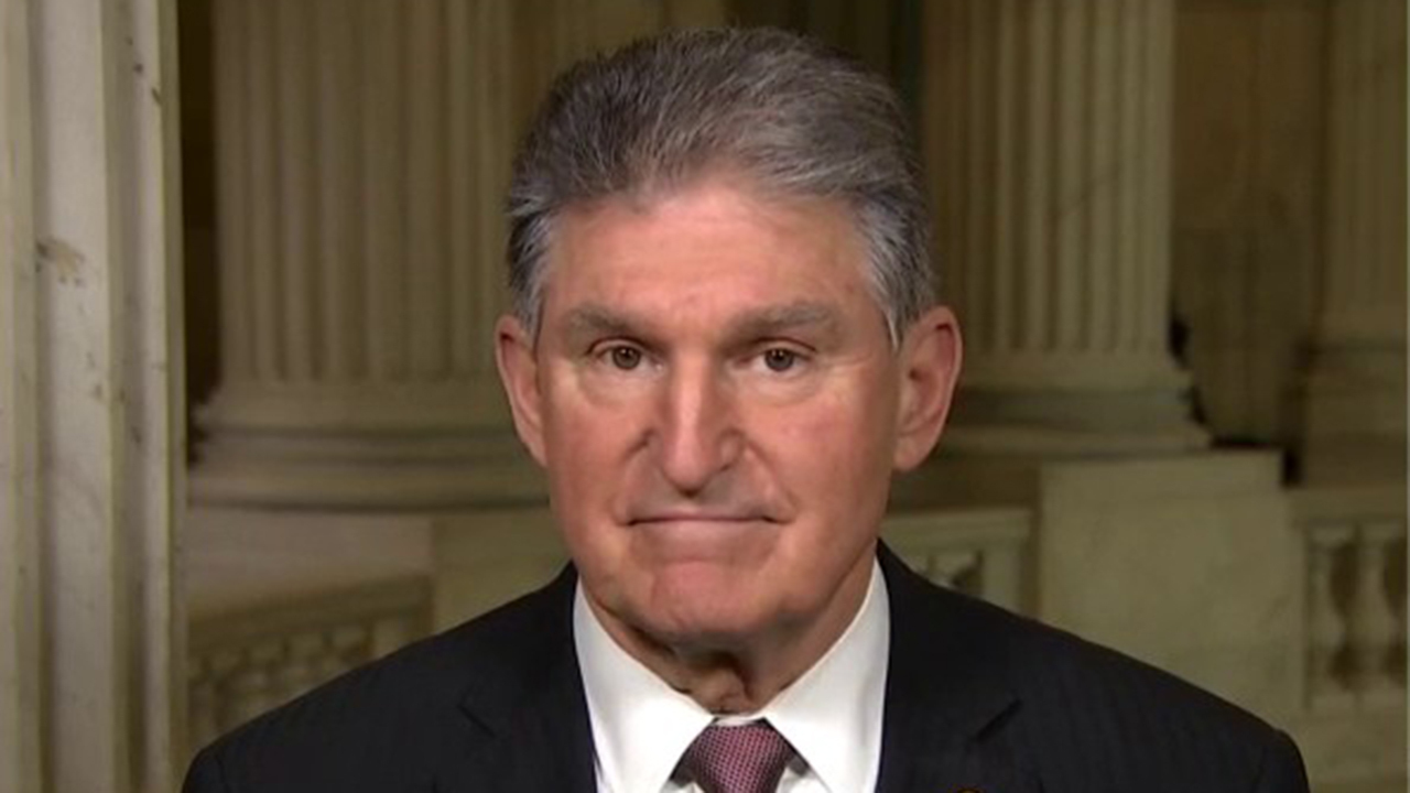 Sen. Manchin: We need all the evidence and all the witnesses