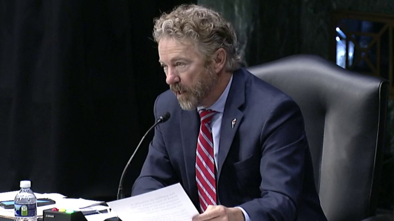 Rand Paul: 'Great deal of evidence' suggesting COVID-19 survivors have immunity
