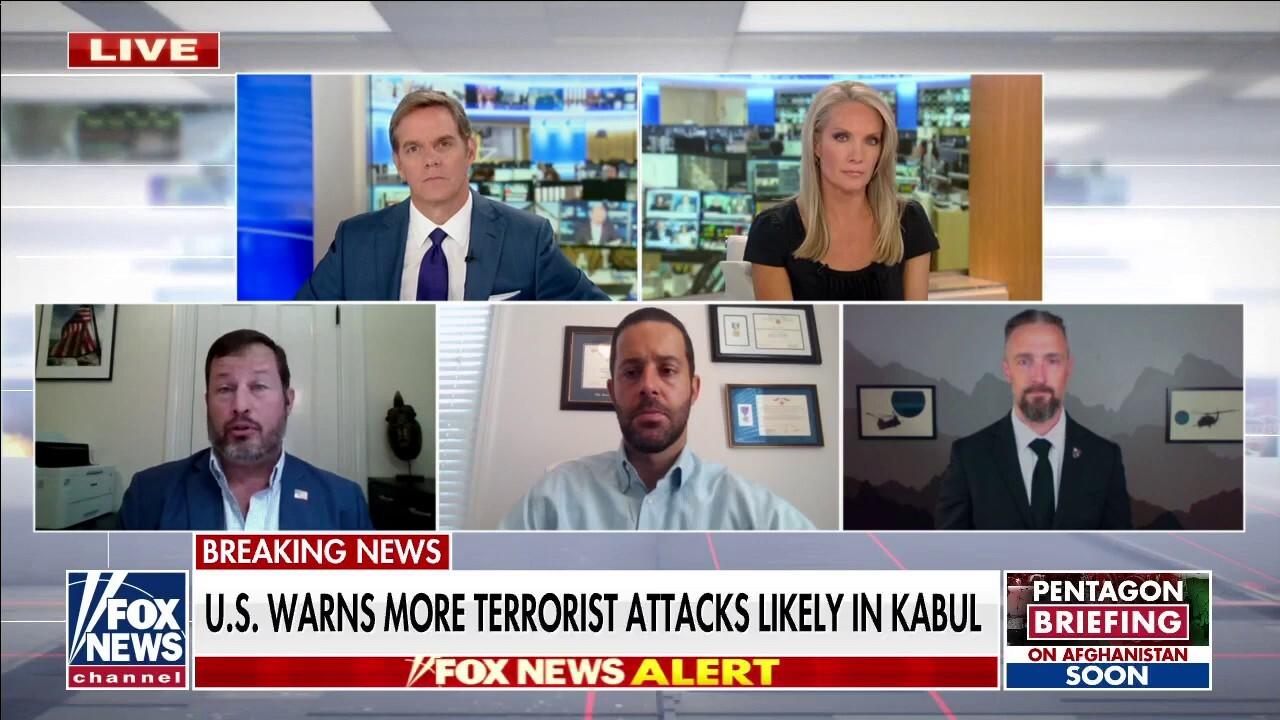 Veteran panel criticizes Biden Afghanistan strategy following Kabul attack