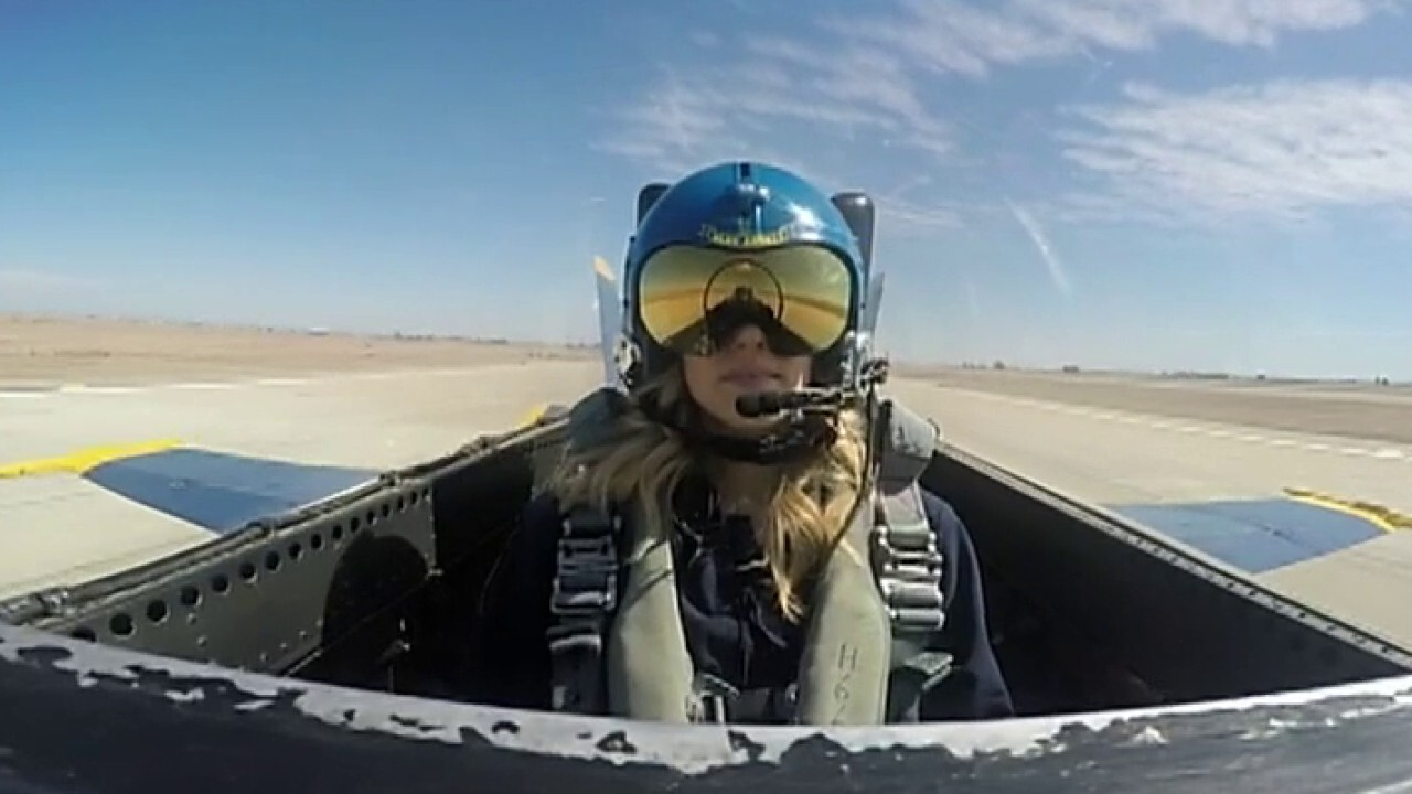 Fox Nation takes to the skies to discover what it takes to be a 'Top Gun' pilot