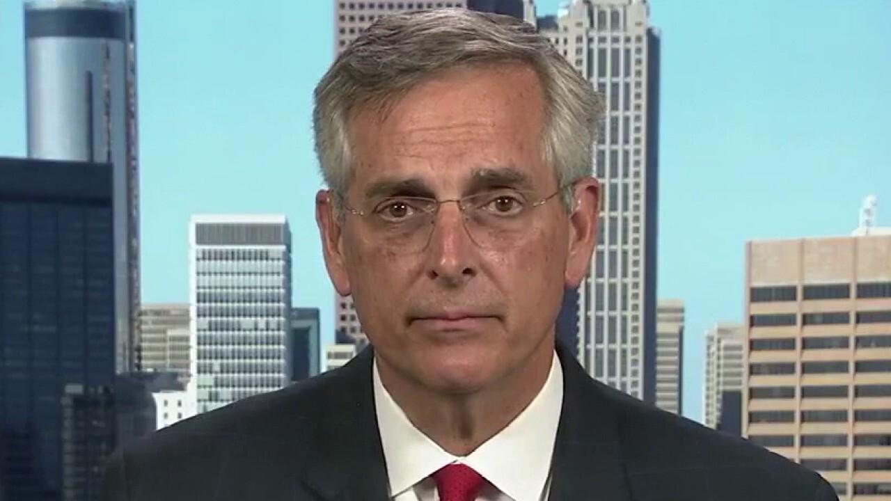 Georgia will fight and win against DOJ voting bill lawsuit: Raffensperger