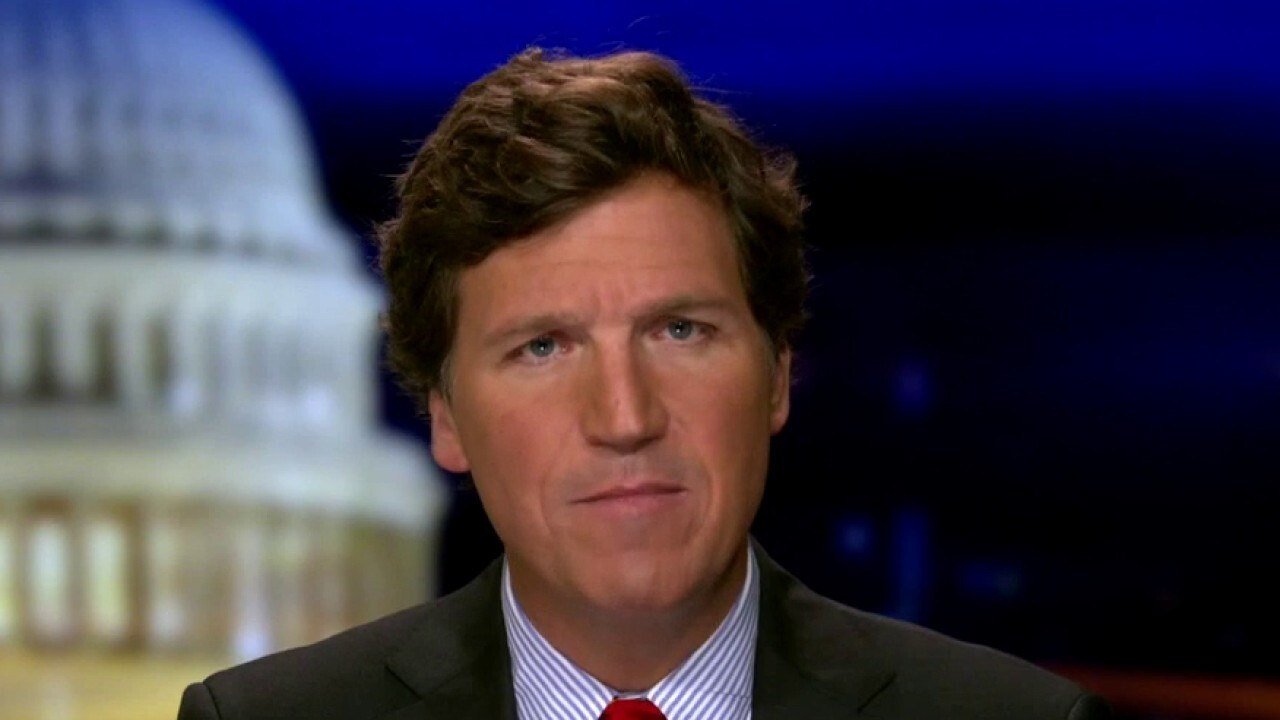 Tucker: What Biden's war on White supremacy is really about