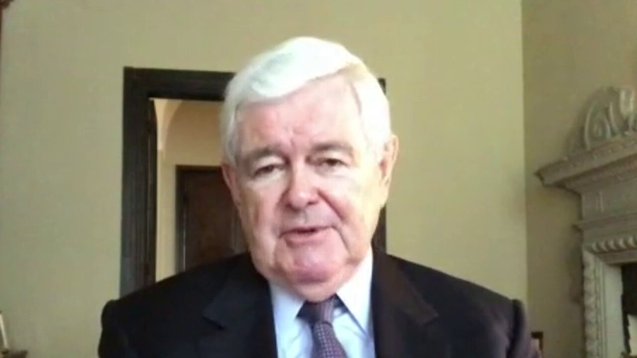 Newt Gingrich : Systemic anti-Americanism greater threat than systemic racism