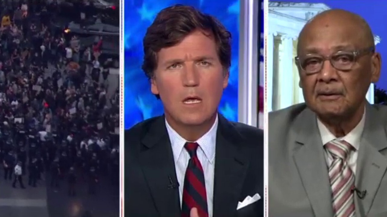 Civil rights activist Bob Woodson responds to riots: Race is being used as a ruse