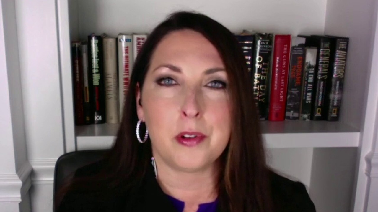 Ronna McDaniel weighs in on rescheduled Trump rally in Tulsa