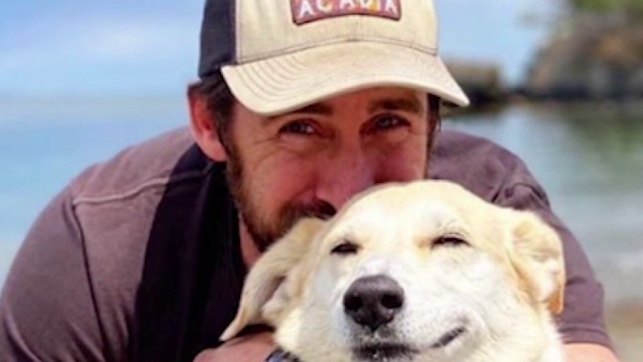 US Marine veteran heals with help from his dog Fred