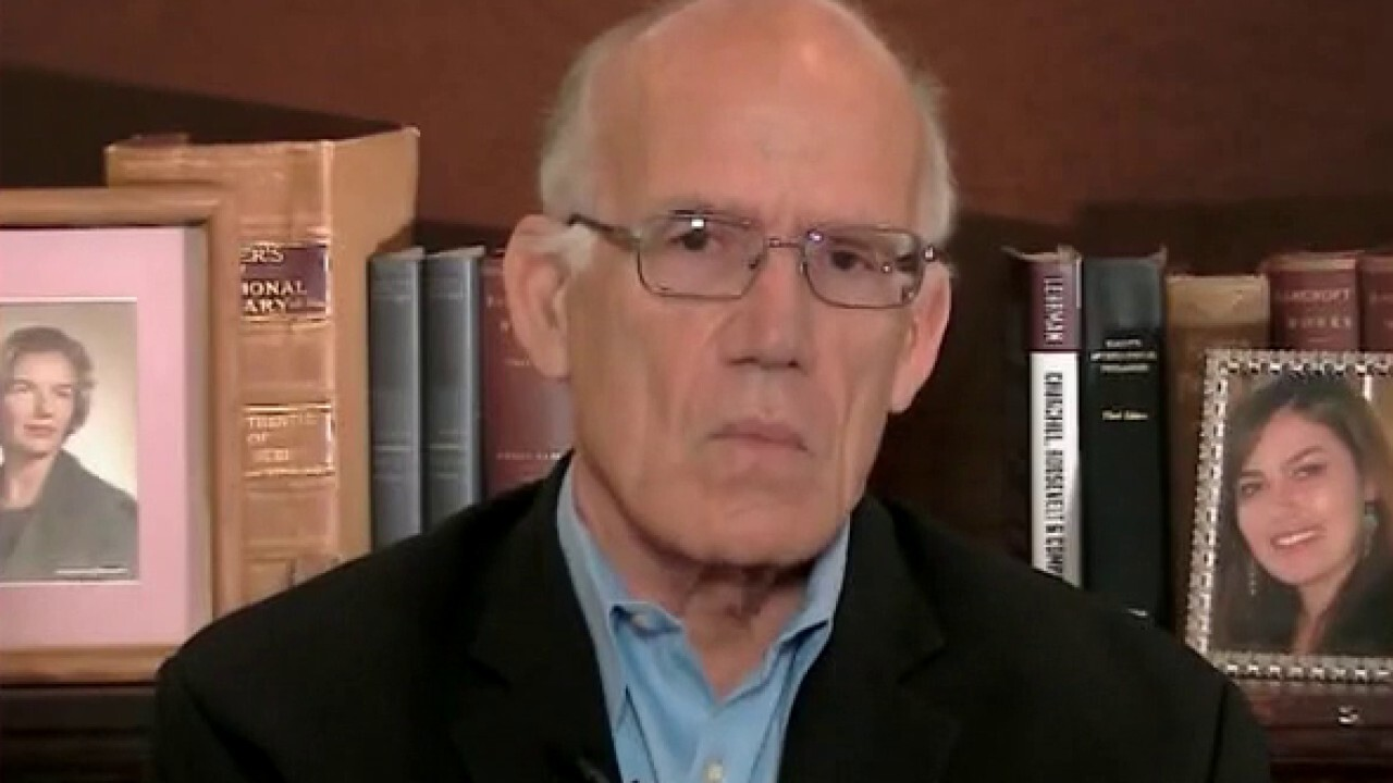 Historian Victor Davis Hanson joins 'Life, Liberty & Levin' to discuss the constitutional controversy surrounding the 2020 presidential election.