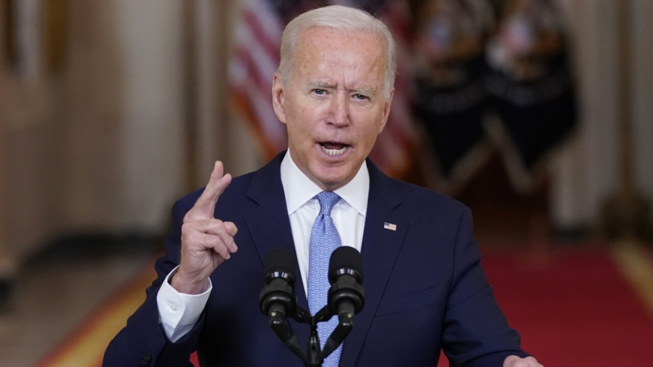 Biden faces growing outrage after vaccine mandate, Afghanistan withdrawal