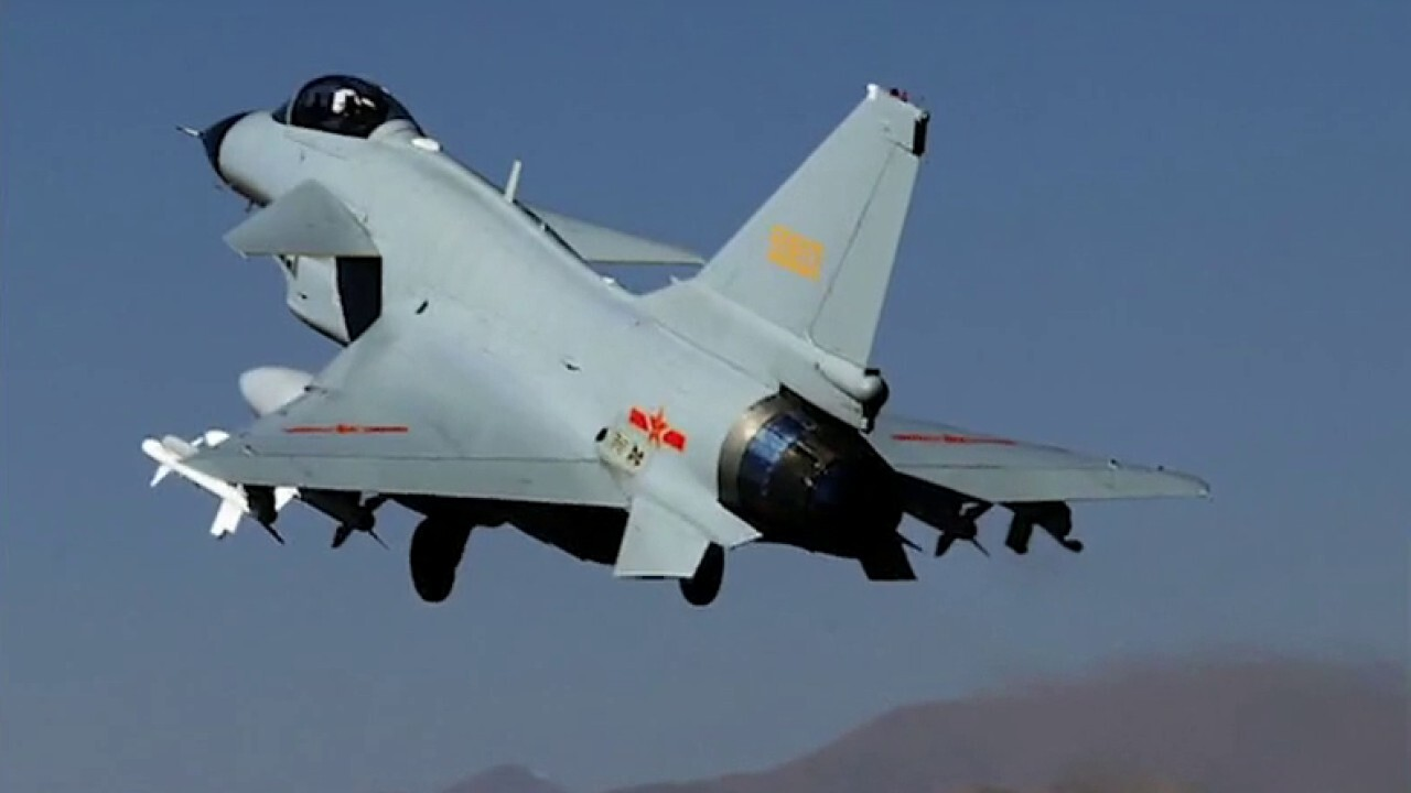 Pentagon: Chinese air force becoming massive threat