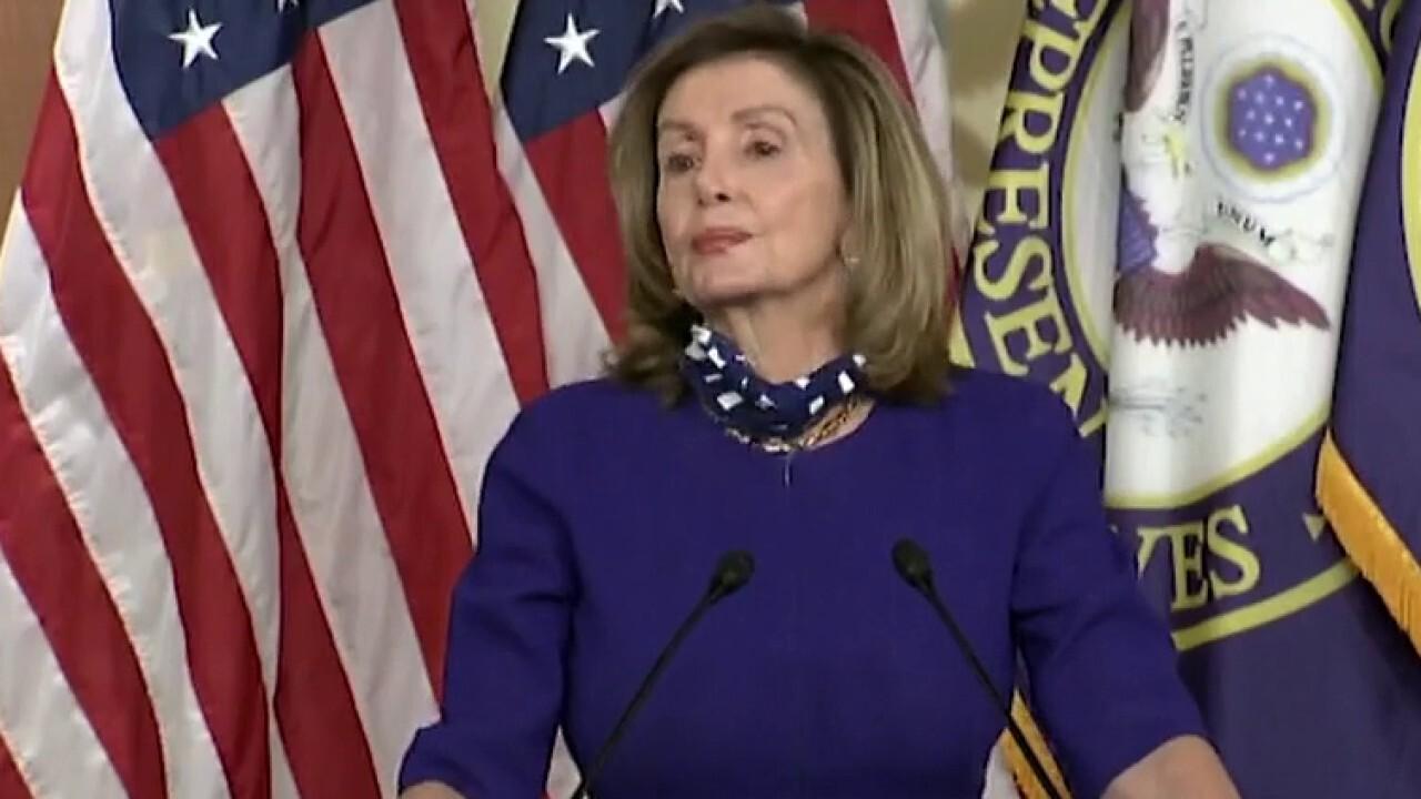 Meadows on Pelosi signaling no debates: '47 years of rhetoric vs. 4 years of a real record'