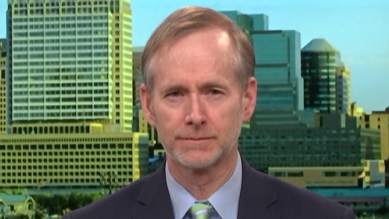 Infectious disease expert Dr. Thomas Inglesby, director of the Center for Health Security at Johns Hopkins University, joins Chris Wallace on 'Fox News Sunday.'