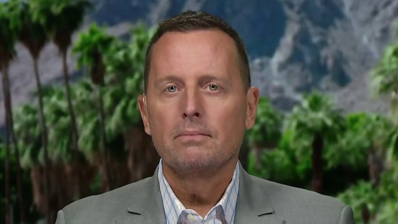 Richard Grenell on changes to congressional security briefings, claim that Trump is most pro-gay president