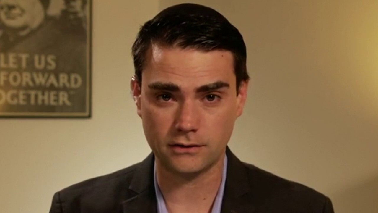 Ben Shapiro on riots: Constant flame-throwing by media has real consequences