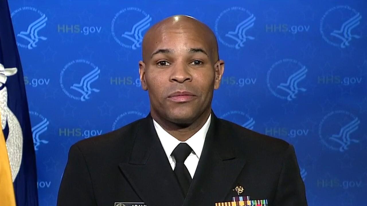 U.S. Surgeon General answers if coronavirus mutating?