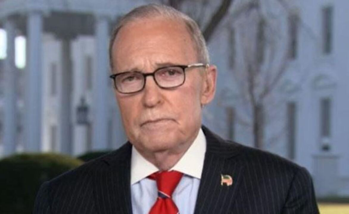 Larry Kudlow, White House Economic Advisor, discusses the idea of incentivizing workers with a 'back to work bonus'