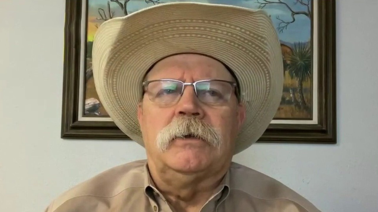 Texas sheriff on migrant crisis: I've never seen anything like this in 35 years