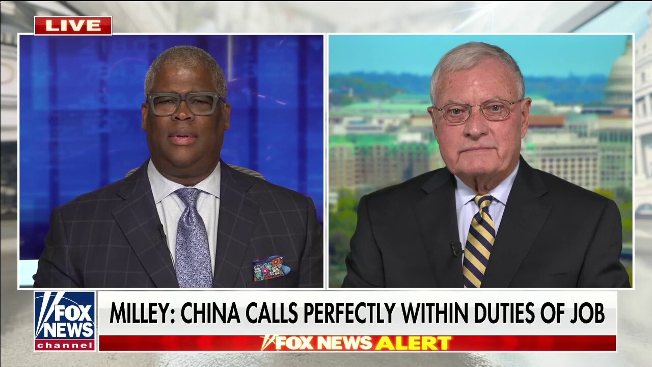 Keith Kellogg: 'Gen. Milley forgot the Constitution'