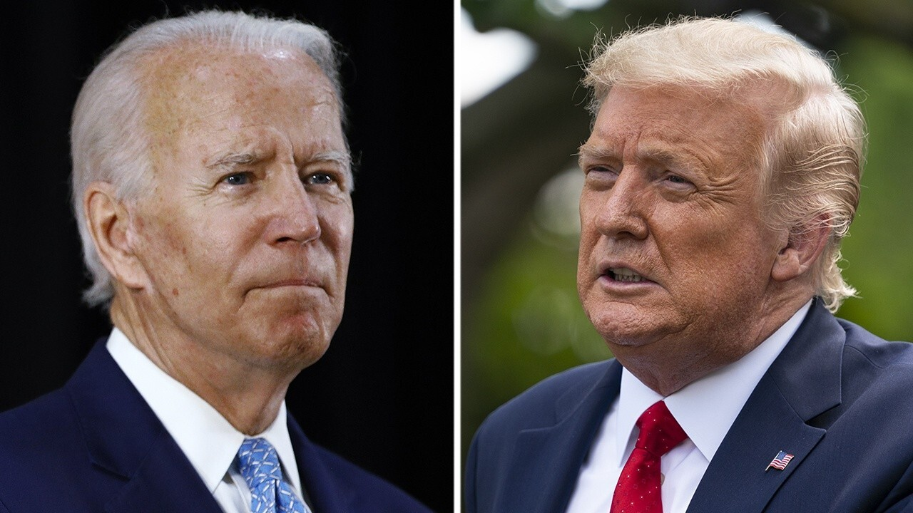 Trump, Biden lay out dueling agendas for next White House term