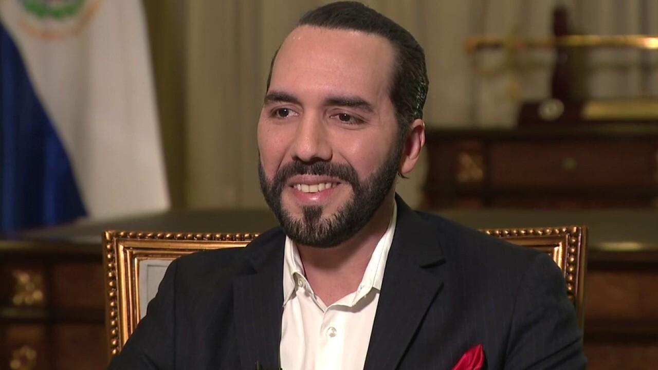 President of El Salvador talks immigration crisis with Tucker Carlson