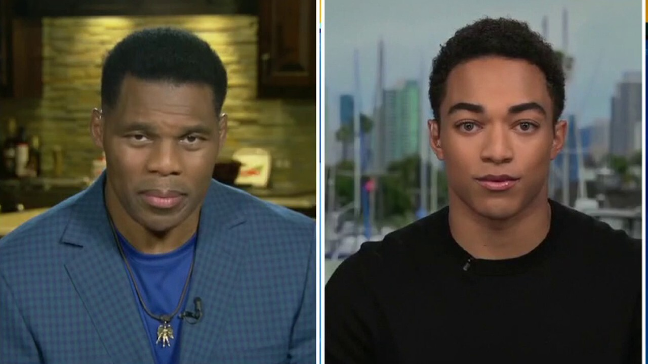 Herschel Walker's son Christian on Georgia runoffs: Our 'basic rights' are on the line