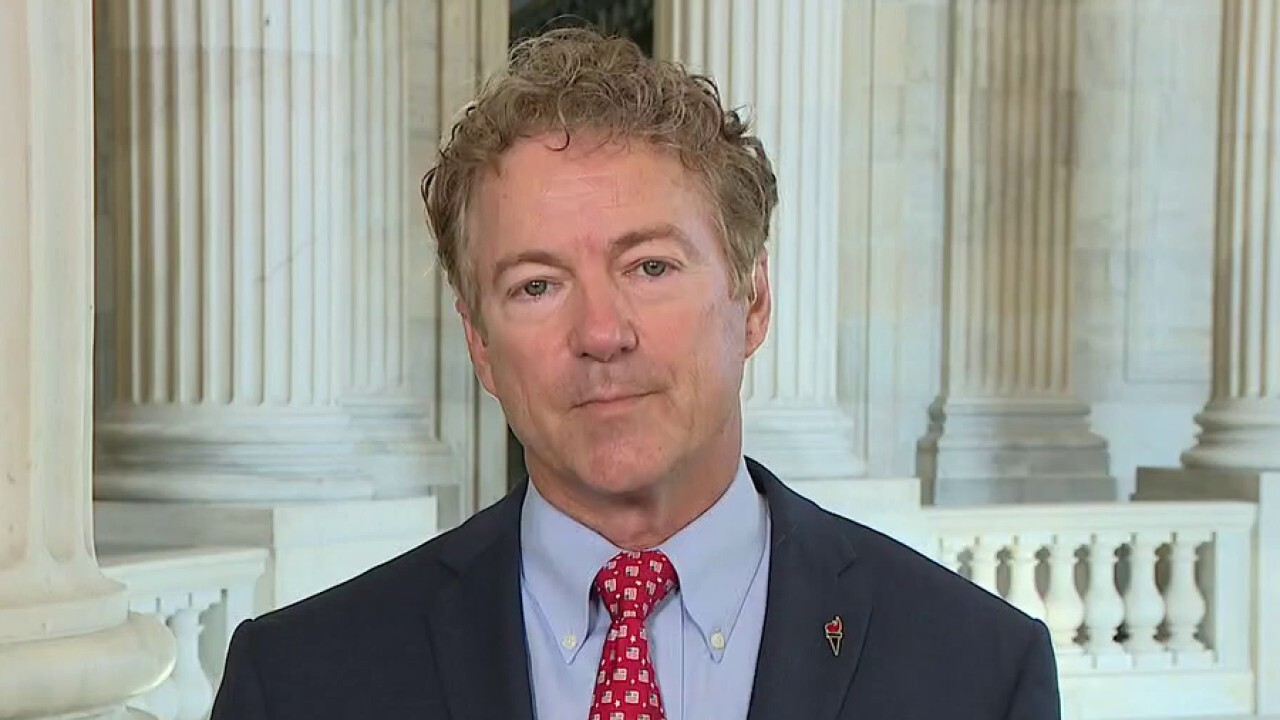 Rand Paul: Pressure to get vaccinated a result of Dr. Fauci's 'big lie'