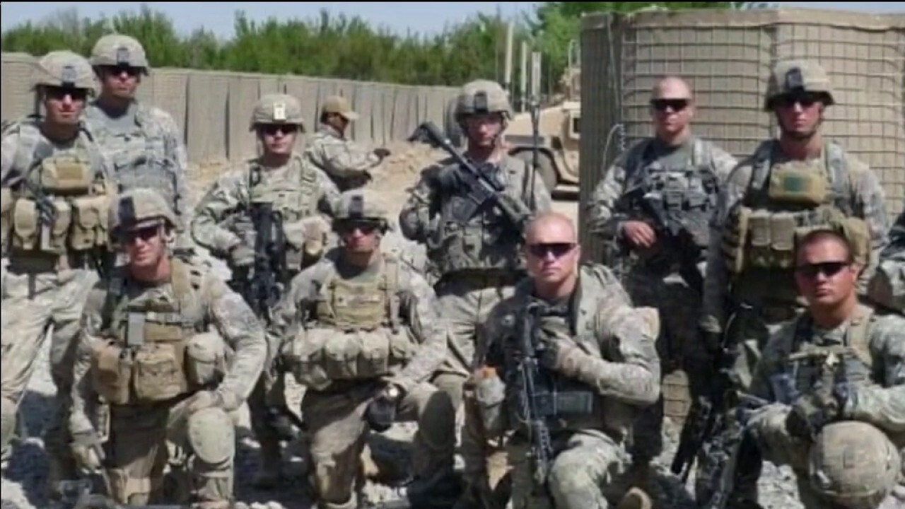 Afghanistan chaos weighs on veterans who fought America's longest war