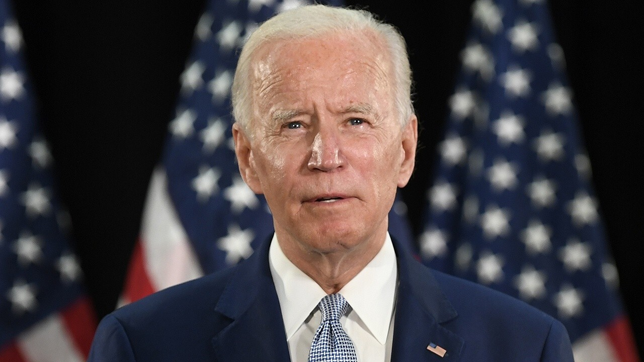 Biden tops delegate threshold needed to become Democratic presidential nominee