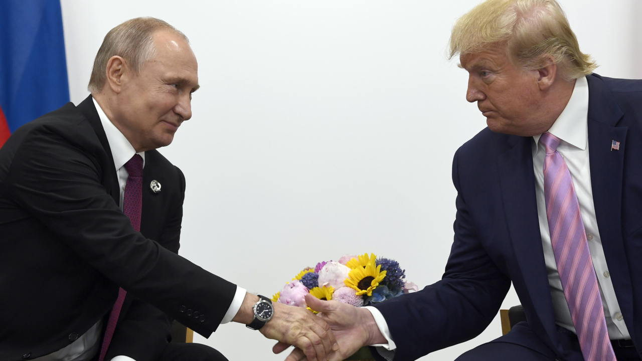 U.S. official: No evidence to suggest Russia has made specific 'play' to help Trump in 2020
