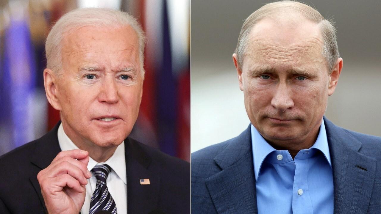 Biden walking back on Putin 'killer' remark suggests weakness: Karl Rove