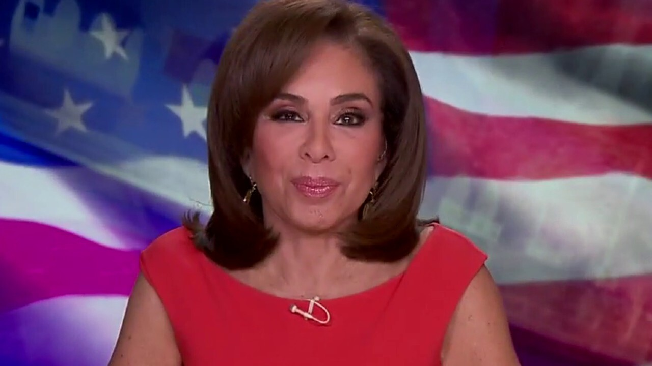 Judge Jeanine calls on Americans to 'reelect Donald Trump'