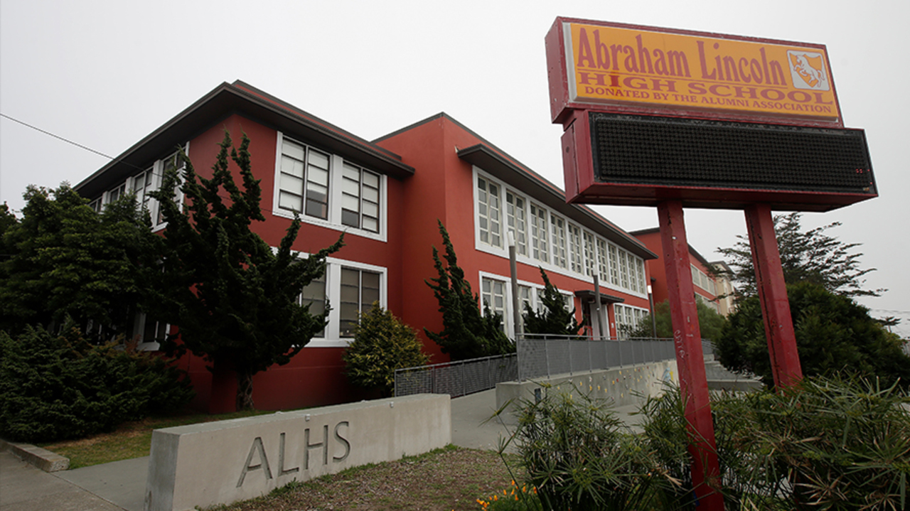 San Francisco school board holds off on plan to rename schools