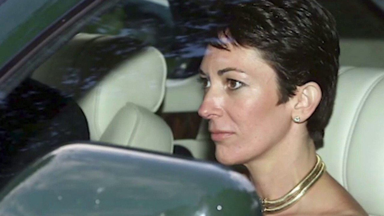 Ghislaine Maxwell to be arraigned on sex trafficking and perjury charges