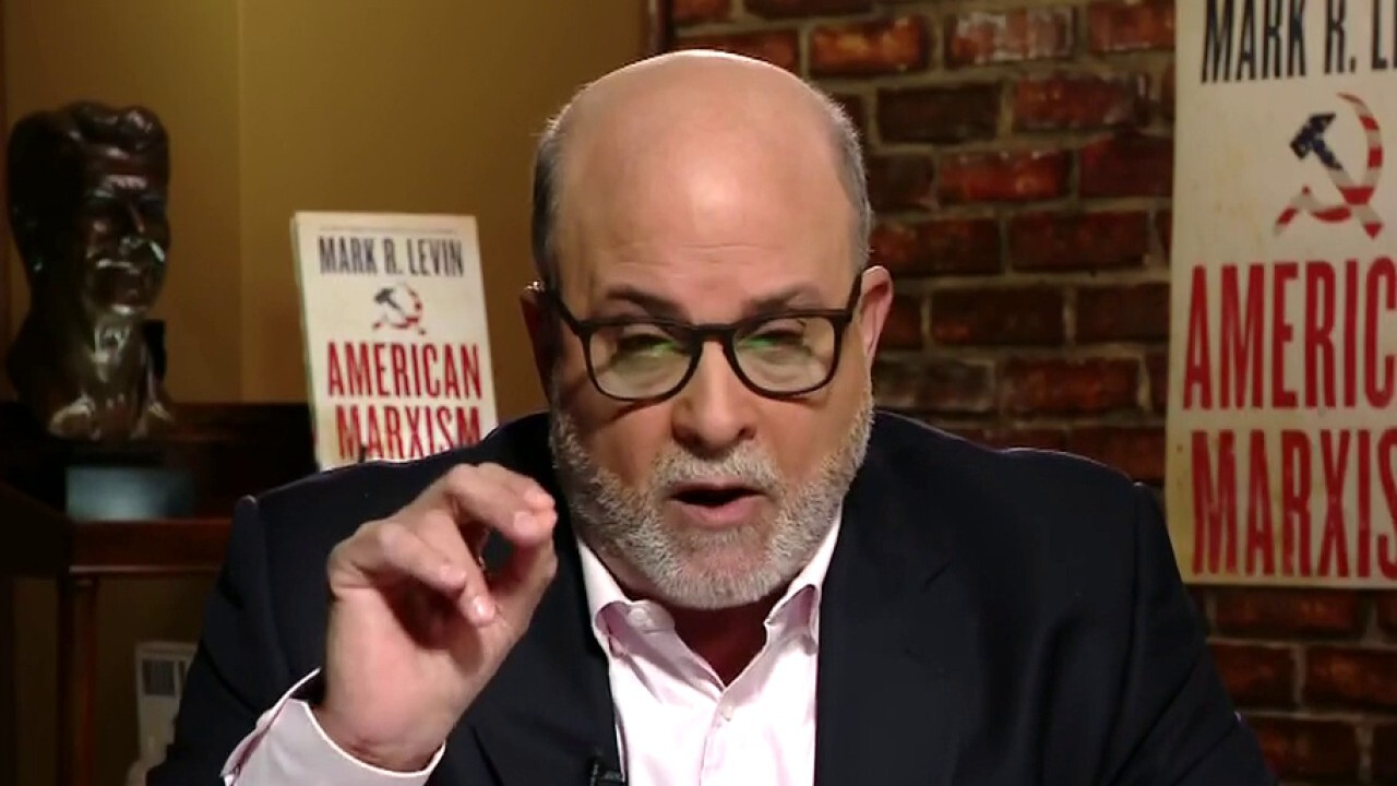 Mark Levin: Biden and the Democrats have created inflation issue with 'Marxist ideology'