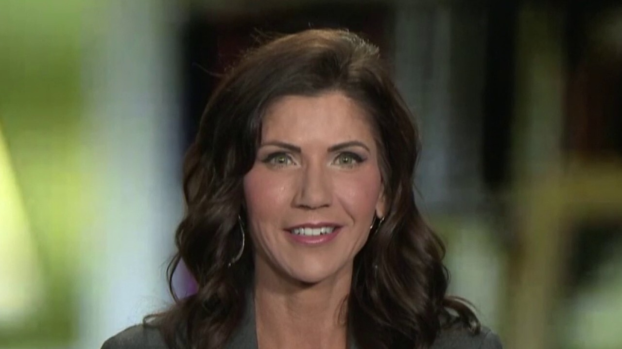 Gov. Kristi Noem 'hopeful' for resolution with South Dakota native tribes over COVID-19 checkpoints