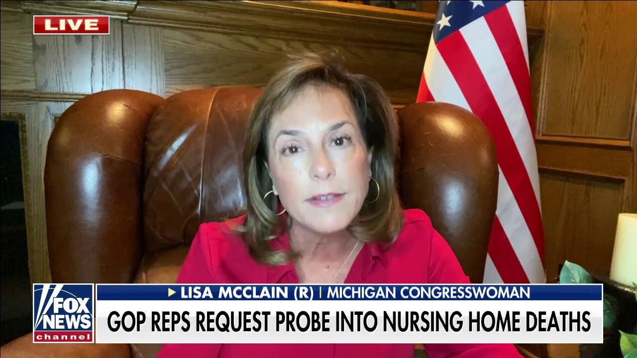 Michigan families who lost loved ones in nursing homes 'deserve transparency': Rep. McClain