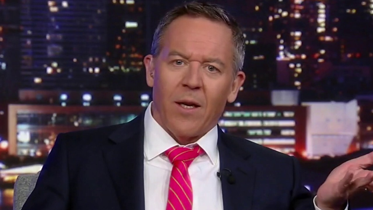 Greg Gutfeld: The Left doesn't care about free speech, it cares about control