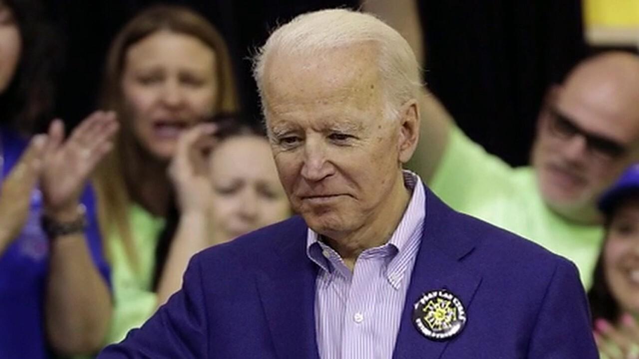 Secretary of Senate rejects Biden's request to search records for Tara Reade claim