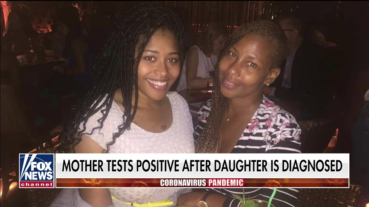 Chicago mom and daughter quarantined with COVID-19 speak out