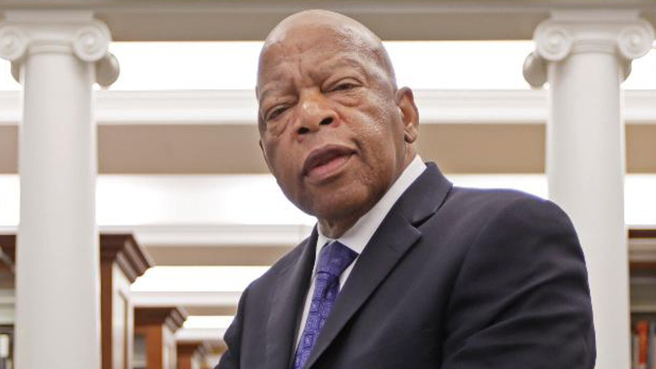 Rep. John Lewis' body carried across Selma's Edmund Pettus Bridge in Alabama tributes – Fox News
