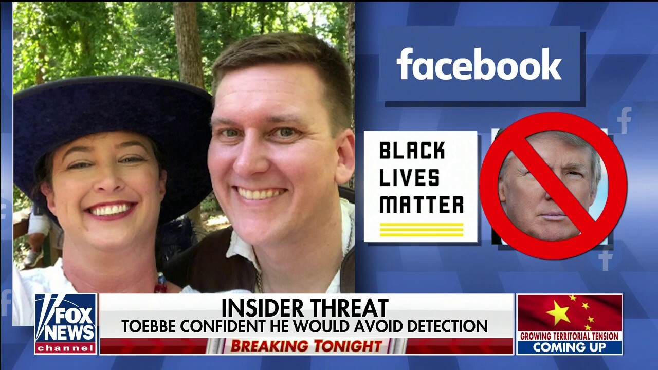 Couple accused of selling nuclear secrets posted pro-BLM content on Facebook