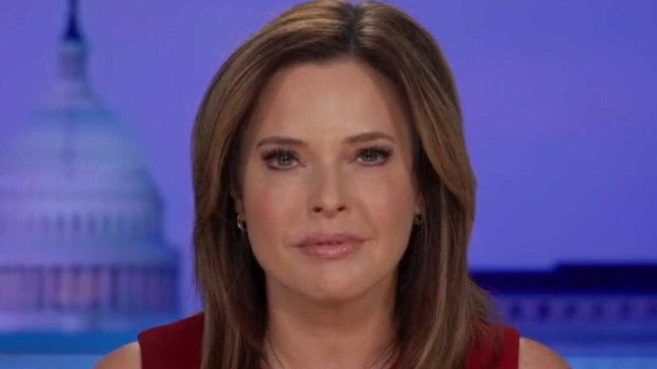 Mercedes Schlapp on Facebook, Twitter censoring Hunter Biden story: 'It's a double standard'