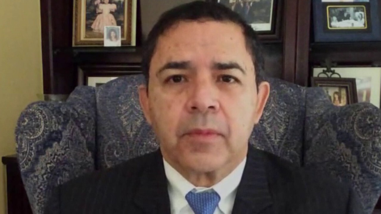 Rep. Cuellar on school reopening debate, Biden immigration policies