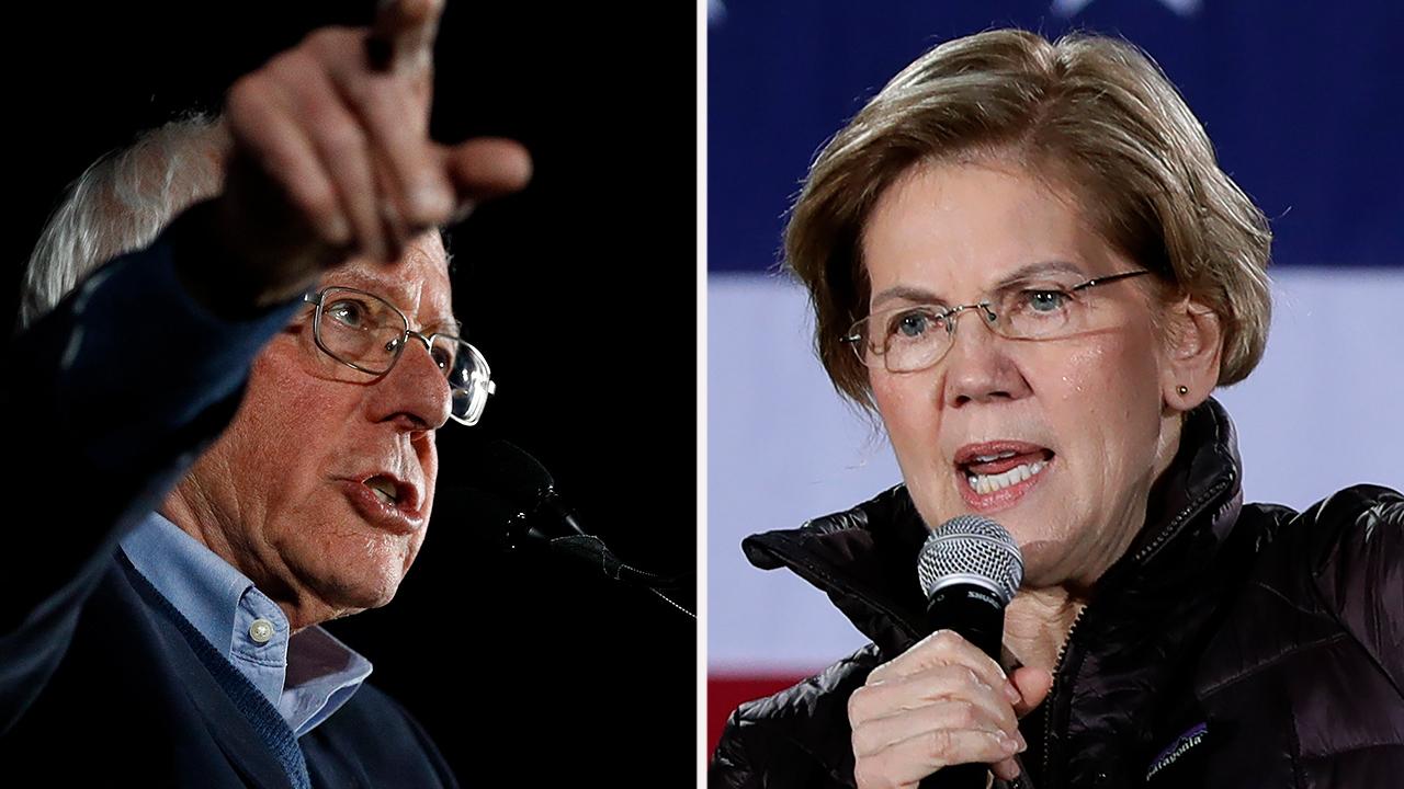 Sanders surges, Warren struggles as Democrat primary race moves to South Carolina