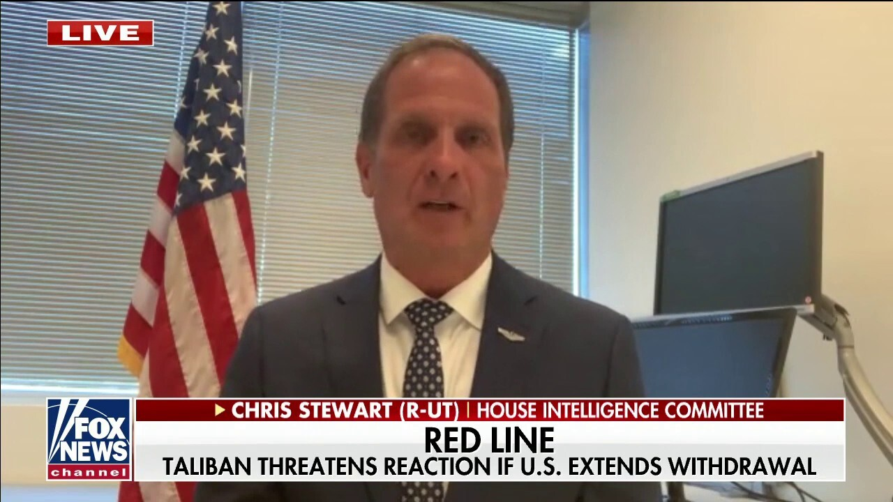 Stewart: I agree with Biden policy but implementation has been terrible