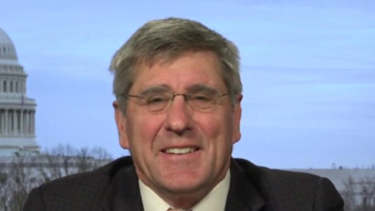 Stephen Moore calls Trump's $2k stimulus push 'absurd'
