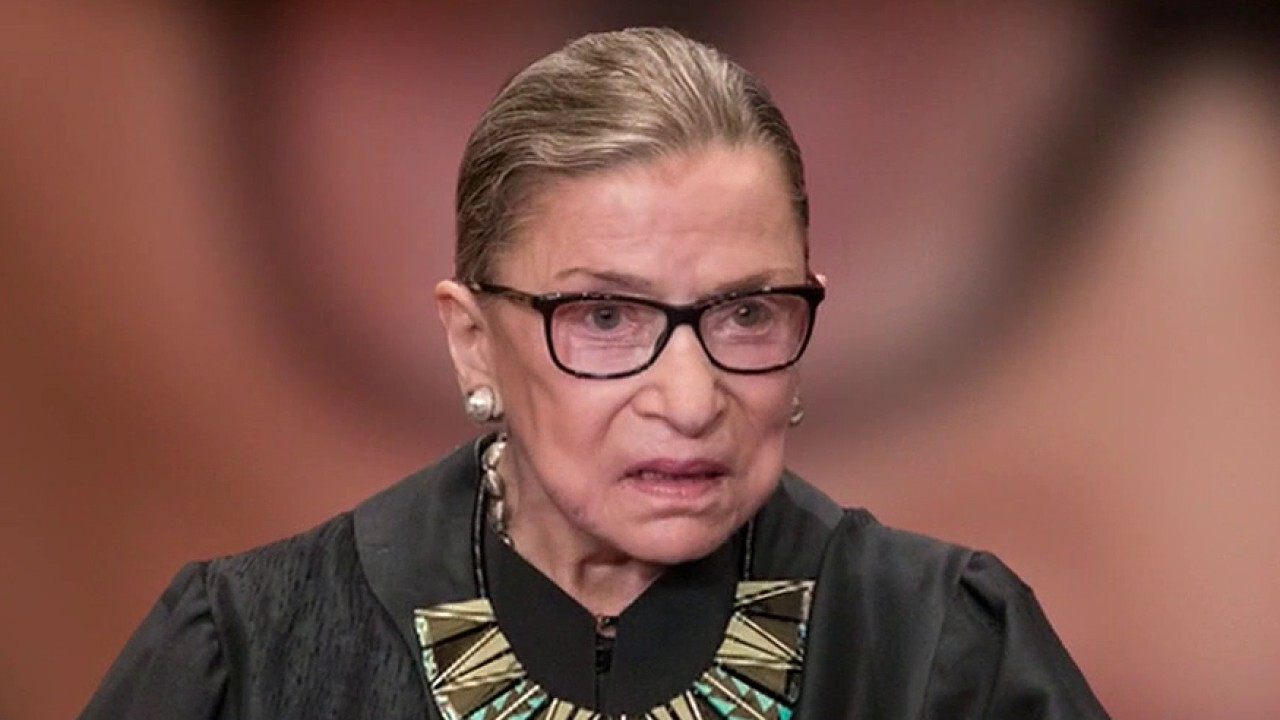 Leslie Marshall: Justice Ginsburg gave American women new rights — GOP could suffer by replacing her quickly - fox