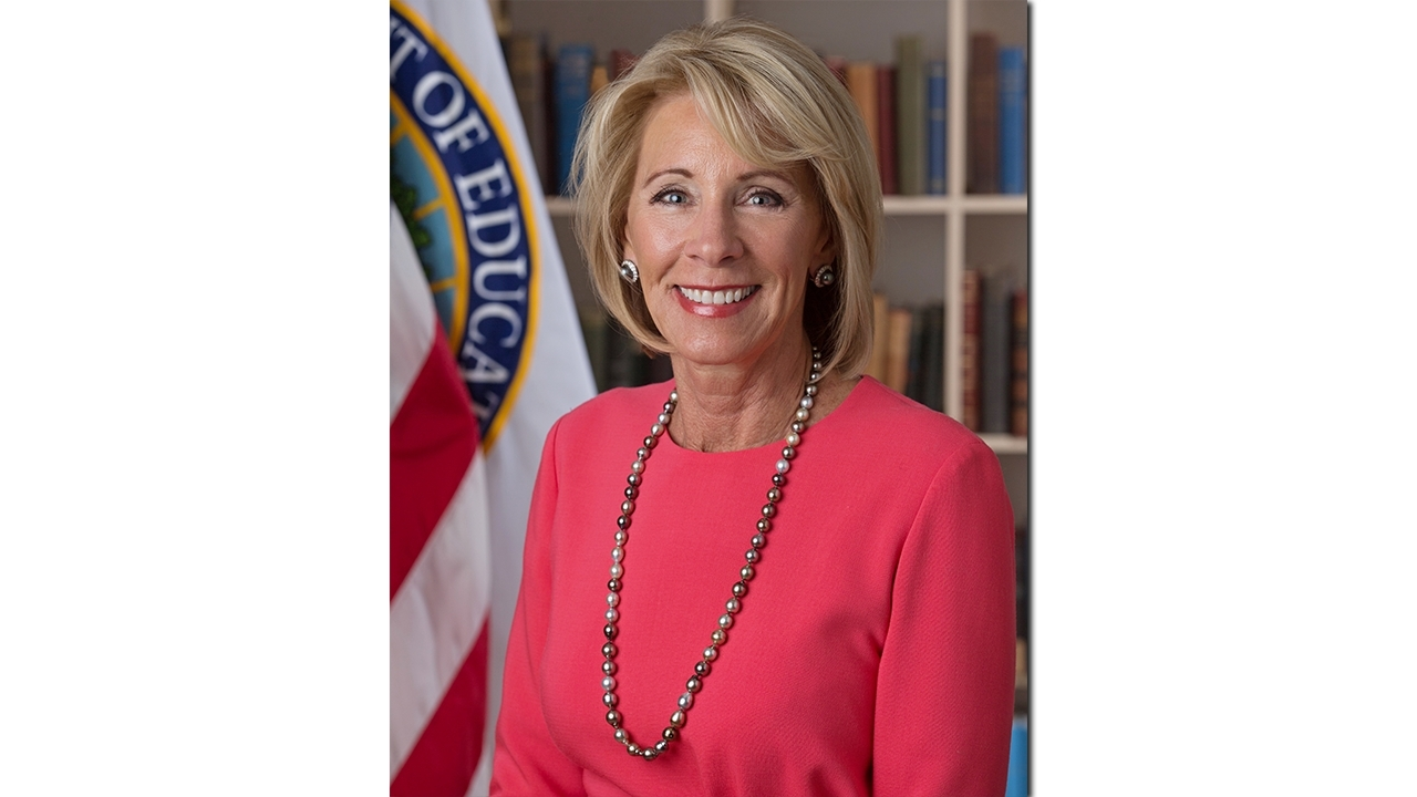 Cal Thomas: Education Secretary Betsy DeVos doubles down on reforms